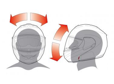 Как определить размер шлема для мотоцикла