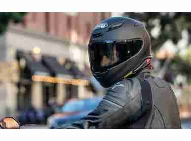 Обновление шлема Shoei NXR