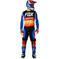 Комплект Fox 180 Fyce Blue Red
