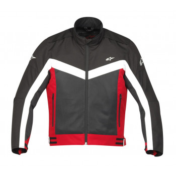 Мотокуртка Alpinestars RADON AIR Black-Red L