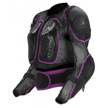 Моточерепаха Alpinestars STELLA BIONIC Black-Violet S