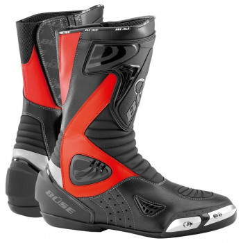 Мотоботы Buse Sport Stiefel (512202) Red-Black 40