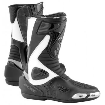 Мотоботы Buse Sport Stiefel (512206) White-Black 42