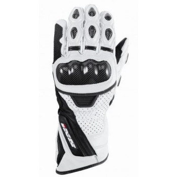 Мотоперчатки IXS Rocket Black-White 2XL