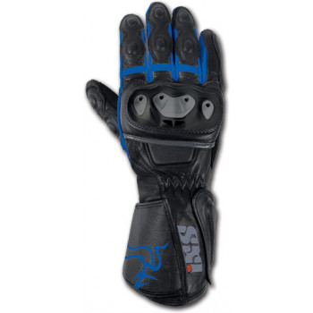 Мотоперчатки IXS SKYWAVE Black-Blue XS