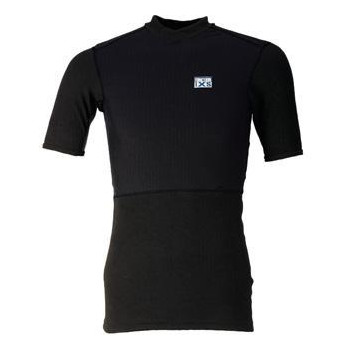 Термофутболка IXS Urania Black-Grey 2XL