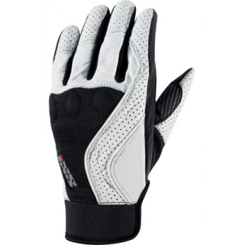 Мотоперчатки IXS Dorado White-Black 4XL
