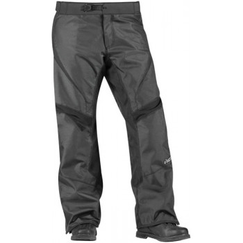 Мотоштаны Icon Overlord Textile Overpants Black 38