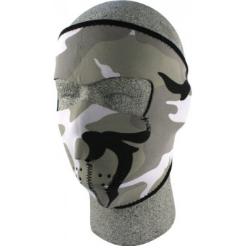 Лицевая мото маска Zan Headgear Urban Camouflage