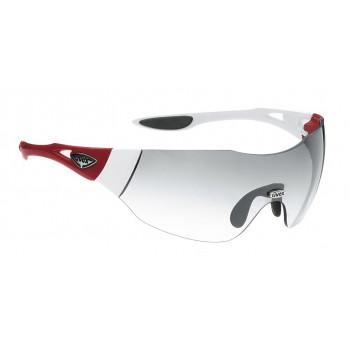 Спортивные очки Uvex Track 2 Pro Red White-Litemirror smoke degradé