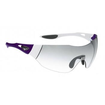 Спортивные очки Uvex Track 2 Pro Lilac White-Litemirror smoke degradé