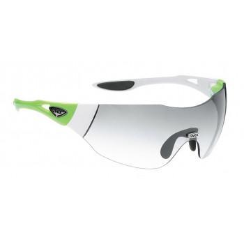 Спортивные очки Uvex Track 2 Pro Green White-Litemirror smoke degradé