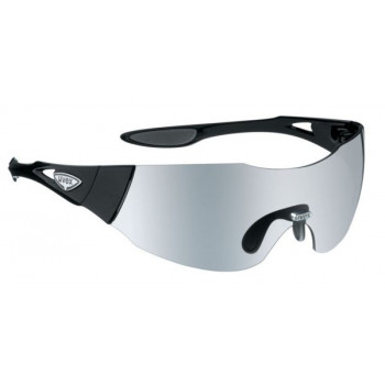 Спортивные очки Uvex Track 2 Black-Litemirror silver
