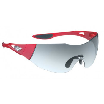 Спортивные очки Uvex Track 2 Red-Litemirror smoke degradé