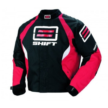 Мотокуртка SHIFT Moto R Textile Red S
