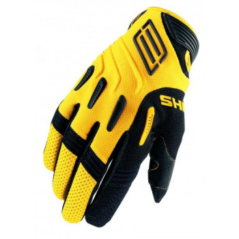 Мотоперчатки SHIFT Recon MX Black-Yellow S (8)