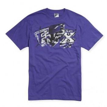 Футболка FOX Archives s/s Tee Purple M