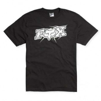 Футболка FOX Attacker s/s Tee Black L