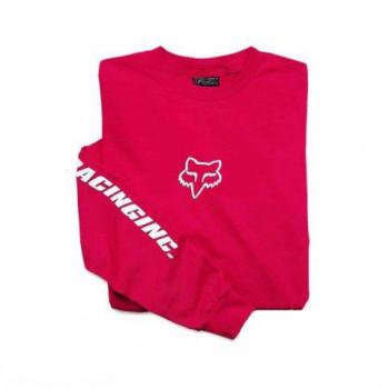 Толстовка FOX Forever Fox Head Crew Fleece Red XL