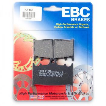Тормозные колодки EBC FA158