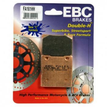 Колодки тормозные дисковые EBC FA161