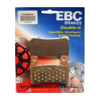 Колодки тормозные дисковые EBC FA265HH