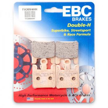 Колодки тормозные дисковые EBC FA369/4НН