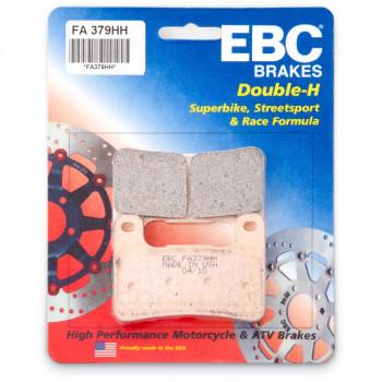 Колодки тормозные дисковые EBC FA379HH