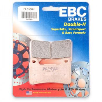 Колодки тормозные дисковые EBC FA390HH