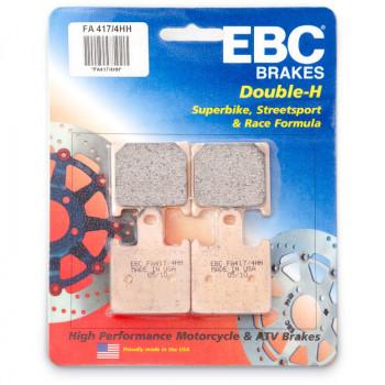 Колодки тормозные дисковые EBC FA417/4HH