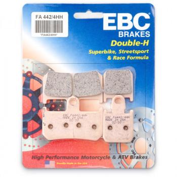 Колодки тормозные дисковые EBC FA442/4HH