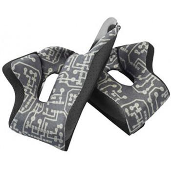 Подушки для щек Icon CIRCUIT Grey SM 35MM