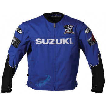 Мотокуртка Joe Rocket Suzuki Fuel Black-Blue 3XL
