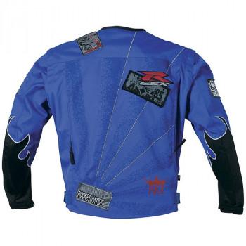 фото 2 Мотокуртки Мотокуртка Joe Rocket Suzuki Fuel Black-Blue 3XL