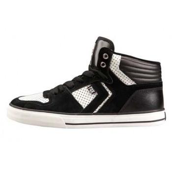 Кроссовки Fox Phantom Mid Shoe Mens Black-White 11