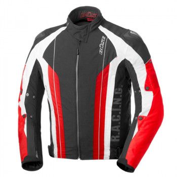 Мотокуртка Buse Imola Racing Black-Red S