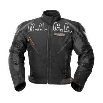 Мотокуртка Buse Textiljacke Black 40