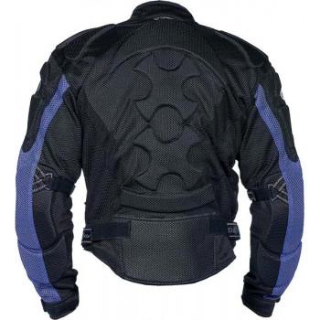 Мотокуртка Fieldsheer Titanium Air Black-Blue XS