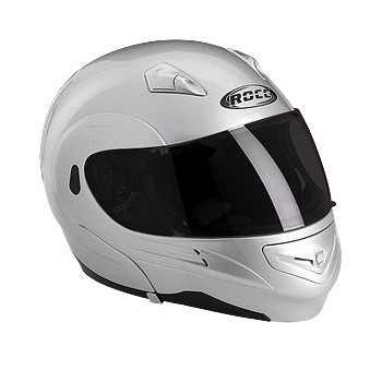 Мотошлем Rocc 610 Uni Silver L