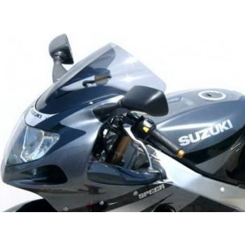 Ветровое стекло MRA Racing Suzuki GSX-R 600 (01-03)/750 (00-03)/1000 (01-02)  Smoke Grey R1