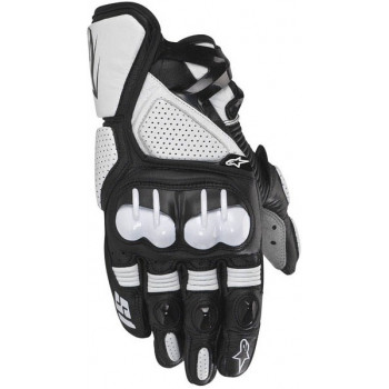 Мотоперчатки Alpinestars S-1 Black-White XL