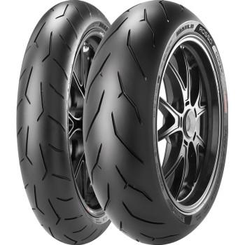 Мотошины Pirelli Diablo Rosso Corsa 120/60ZR17(55W)TL