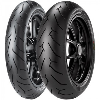 Мотошины Pirelli Diablo Rosso II 180/55 ZR17(73W) TL