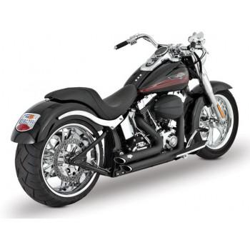 выхлопная система мотоцикла фото