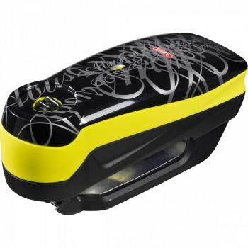 Мотозамки ABUS 7000 Detecto RS1 Signature Yellow