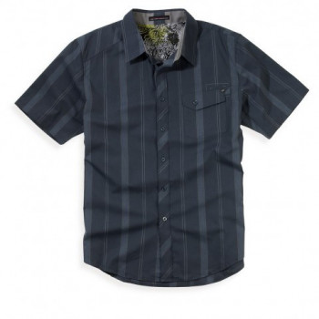 Рубашка Fox Monument s/s Woven Dark Slate L