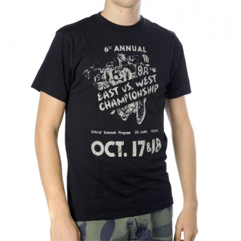 Футболка Alpinestars Sixth Annual Prm Tee Black XL