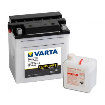 Мото аккумулятор Varta 511012009