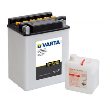 Мото аккумулятор Varta 514014014