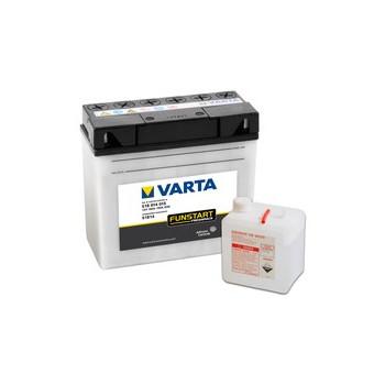 Мото аккумулятор Varta 518014015